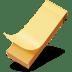 Yellow-sticker icon