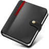 Address-book icon