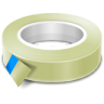 Sticky-tape icon