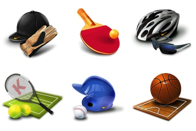 Olympic Games Icons