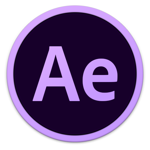 Adobe-Ae icon