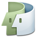 Finder Minty icon