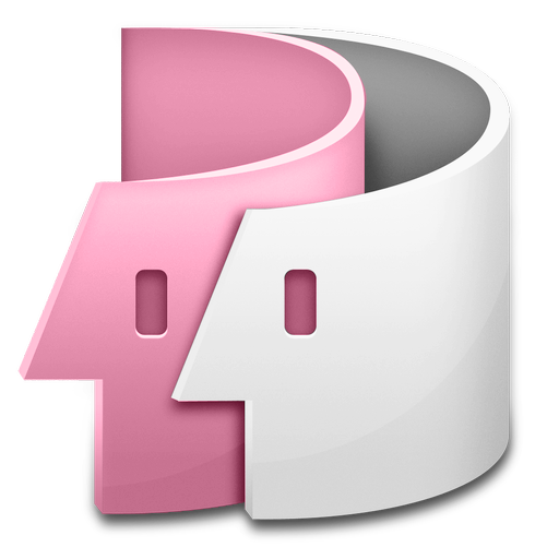 Finder-Candy icon