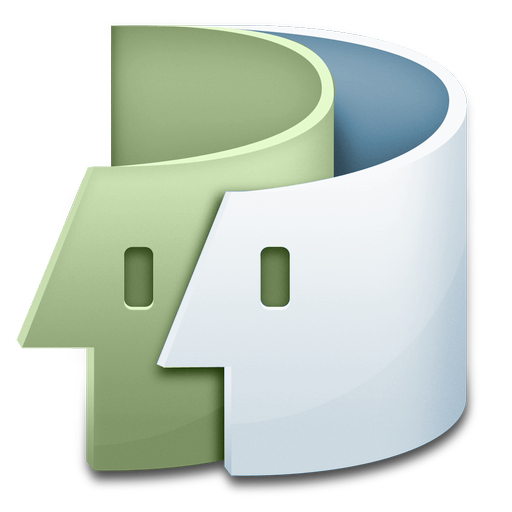 Finder-Minty icon