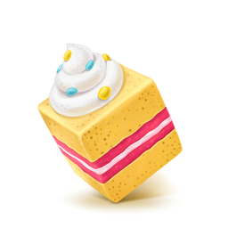 Box 05 Cake Sweet icon