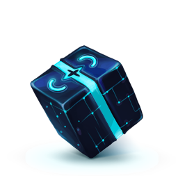 Box 13 Blue icon