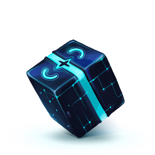 Box-13-Blue icon