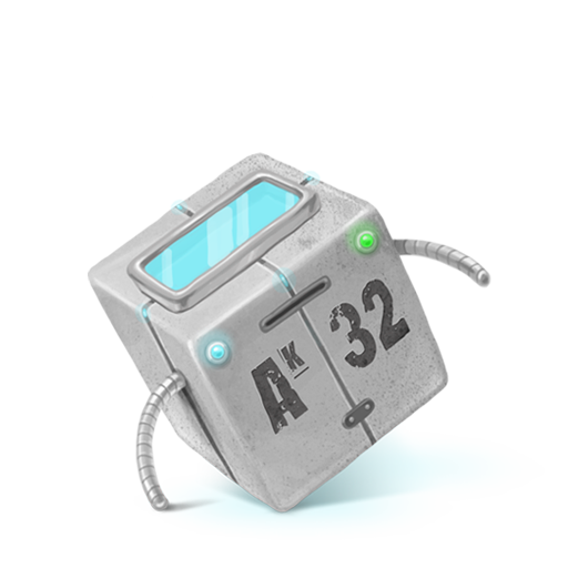 Box 28 Robot icon