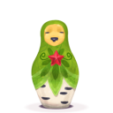 Matryoshka 08 icon