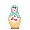 Matryoshka 15 icon