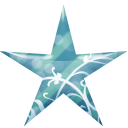 star blue icon