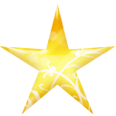 Star-gold icon