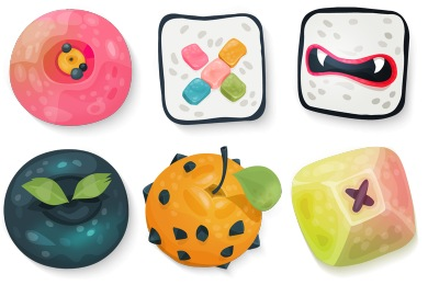 Sushi Icons