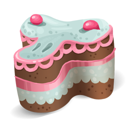 Cake 001 icon