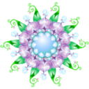symbol purpel icon