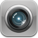 camera glow icon