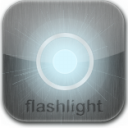 flashlight glow icon