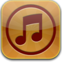 music2 glow icon