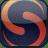 Skyfire-3d-glow icon