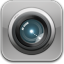 Camera glow icon