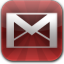 Gmail glow icon