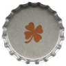 Metal-clover icon
