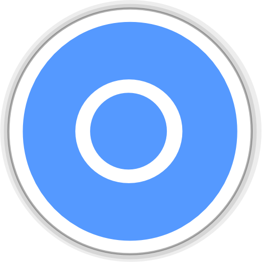 Chromium browser icon simple iconset kxmylo Browser icon