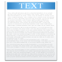Filetype-Text icon