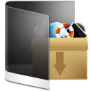 Folder Black Misc icon