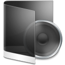Folder Black Music icon