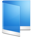 Folder Blue Folder icon