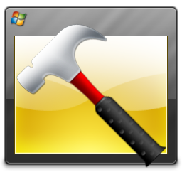 Apps Resource Hacker icon