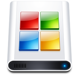 Disk HD Win icon