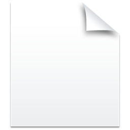 Filetype Blank Alt icon