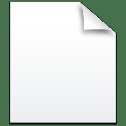Filetype Blank Alt icon