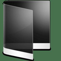 Folder Black Folder icon