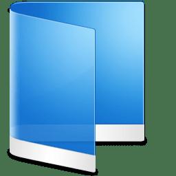 Folder Blue Folder icon