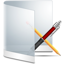 Folder White Apps icon