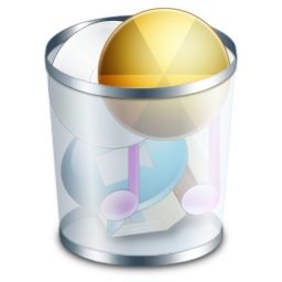 System Recyclebin Full icon