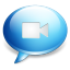 Apps iChat icon