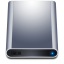 Disk HD Dark icon