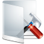 Folder-White-Configure icon