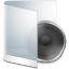 Folder-White-Music icon