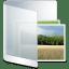 Folder White Picture icon