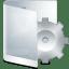 Folder White System icon