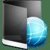 Folder-Black-Network icon