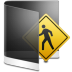Folder-Black-Public icon