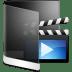 Folder-Black-Videos icon