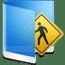 Folder-Blue-Public icon