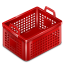 basket empty icon
